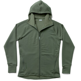 Houdini Power Air Houdi Chaqueta polar Hombre, utopian green